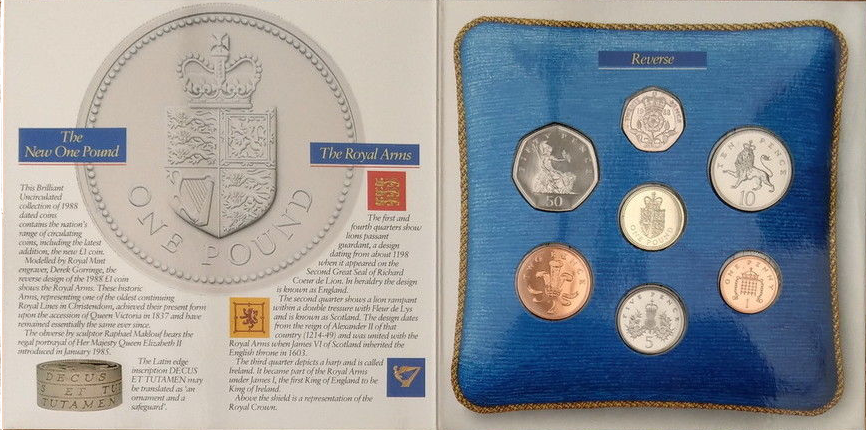 Brilliant Uncirculated Coin Sets