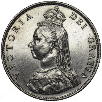 Florin Two Shilling