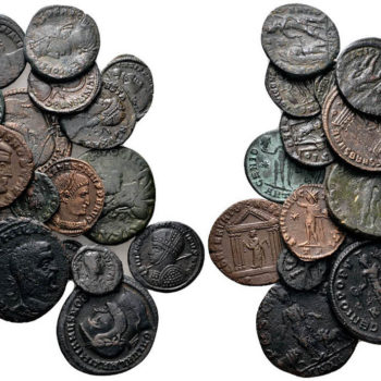 Ancient Coin Lots